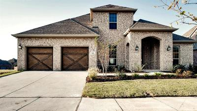 Little Elm Single Family Home For Sale: 812 Dusty Trail