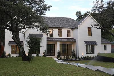Green Cove Estates Single Family Home For Sale: 7111 Greentree Lane