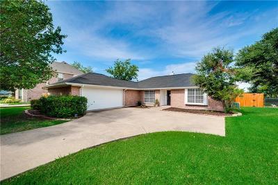 Sachse Single Family Home Active Option Contract: 6707 Sable Lane
