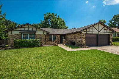 North Richland Hills Single Family Home For Sale: 6262 Gayle Drive