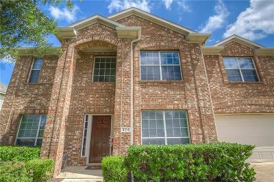 Cedar Hill Single Family Home For Sale: 424 N Waterford Oaks Drive