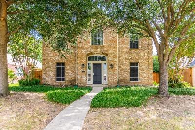 Carrollton Single Family Home For Sale: 4216 Juniper Lane