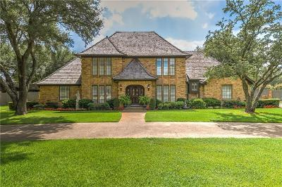 Cleburne Single Family Home For Sale: 718 Stonelake Drive