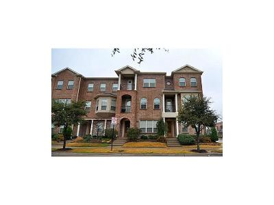 Frisco Townhouse For Sale: 8285 Short Street