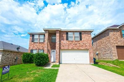 Denton Single Family Home For Sale: 5406 Green Ivy Road