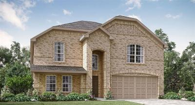 Waxahachie Single Family Home For Sale: 105 Morningstar Lane