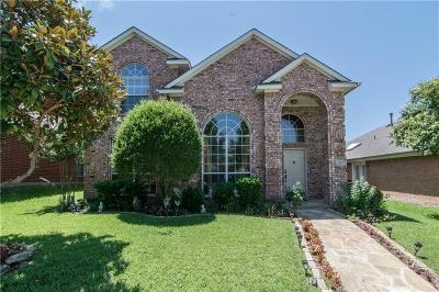 Carrollton Single Family Home For Sale: 1109 Creekstone Drive