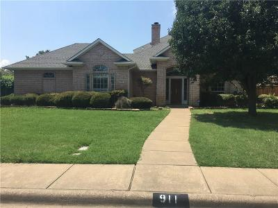 Duncanville Single Family Home For Sale: 911 Greenway Circle