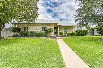 Single Family Home Active Option Contract: 2201 Belton Drive