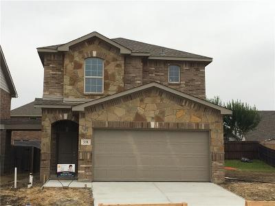 Wylie Single Family Home For Sale: 331 Stephanie Street