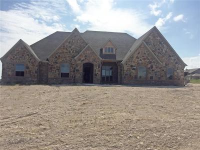 Aledo Single Family Home For Sale: 359 Bear Country Drive