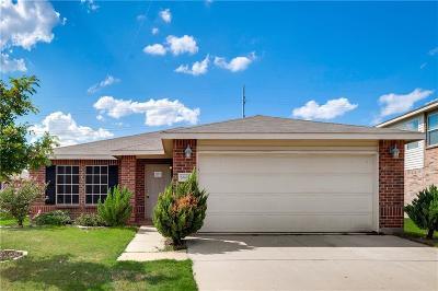 Denton Single Family Home For Sale: 6600 Wellston Lane