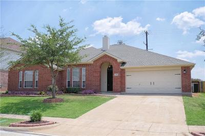 Justin Single Family Home For Sale: 456 Goodnight Trail