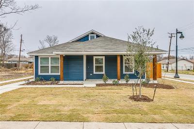 Tarrant County Single Family Home For Sale: 919 E Allen Avenue