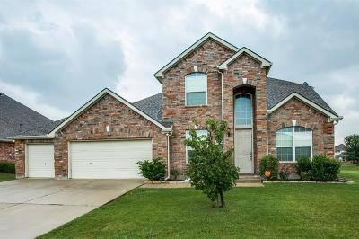 Little Elm Single Family Home For Sale: 2724 Sunbeam Drive
