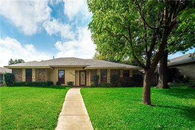 Plano Single Family Home For Sale: 2616 Winfield Drive