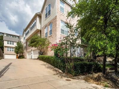 Dallas Townhouse For Sale: 3512 Routh Street