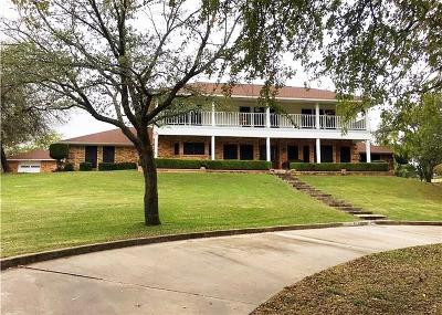 Willow Park Single Family Home For Sale: 4836 Quail Crest Drive