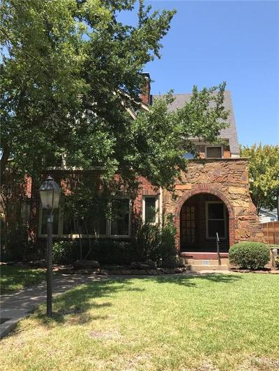 University Park Residential Lease For Lease: 4308 Normandy Avenue