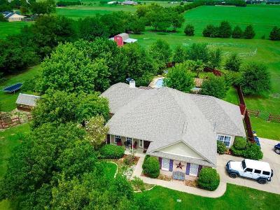 Red Oak Farm & Ranch For Sale: 451 Brushy Creek Road