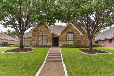 Bedford Single Family Home Active Option Contract: 3729 Oak Cove Lane
