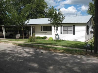 Comanche County Single Family Home For Sale: 402 N Pearl Street