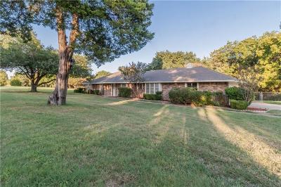 Cedar Hill Single Family Home For Sale: 1000 N Cedar Hill Road