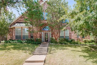 Crowley Single Family Home For Sale: 800 Red Oak Court
