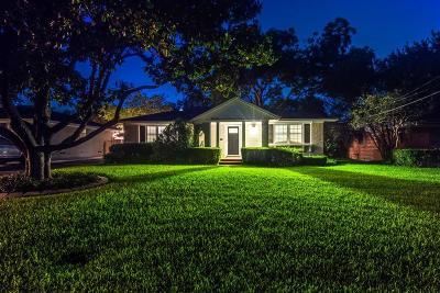 Dallas Single Family Home For Sale: 6531 Patrick Drive