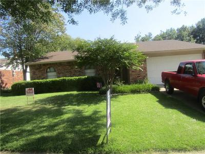 North Richland Hills Single Family Home Active Option Contract: 7430 Sandhurst Lane N