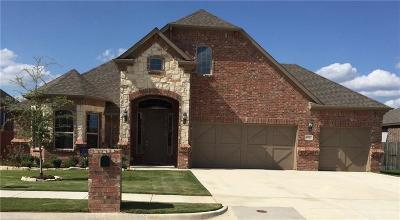 Denton Single Family Home For Sale: 4912 Brookside Drive