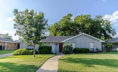 Plano TX Single Family Home Active Option Contract: $310,000