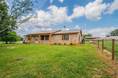 Springtown Single Family Home For Sale: 274 County Road 3695