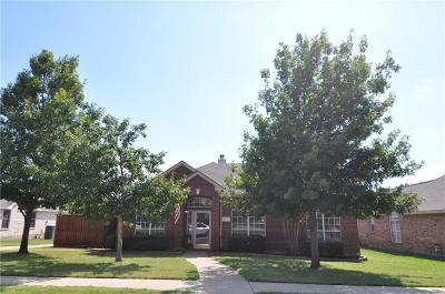 Frisco Single Family Home For Sale: 7413 David Drive