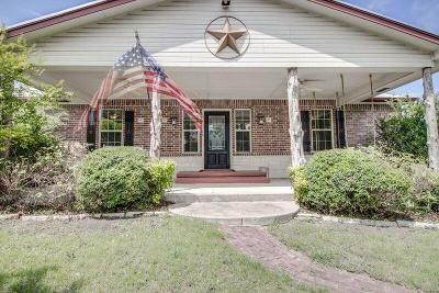 Red Oak Single Family Home For Sale: 1240 Pratt Road