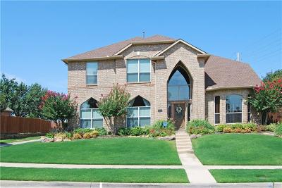 Coppell Single Family Home For Sale: 103 Oakbend Drive