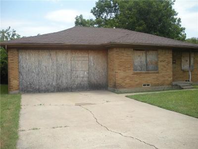 Dallas Single Family Home For Sale: 1018 Annabelle Lane
