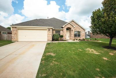 Single Family Home For Sale: 13529 Leather Strap Drive
