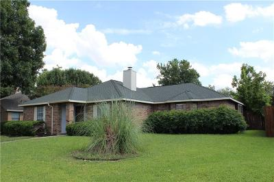 Plano Single Family Home For Sale: 844 Arbor Downs Drive