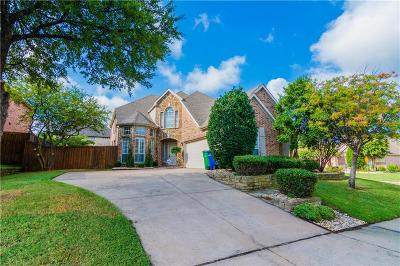 Carrollton Single Family Home For Sale: 1529 Parkwood Drive