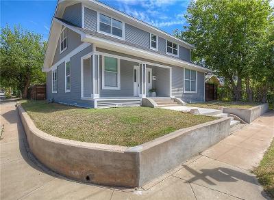 Dallas Single Family Home For Sale: 937 W 8th Street