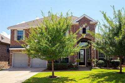 Denton Single Family Home For Sale: 3412 Hofstra Drive