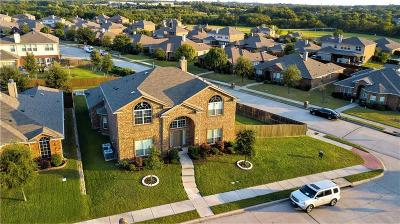 Rockwall Single Family Home For Sale: 1185 Highbluff Lane