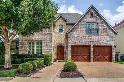 Collin County, Dallas County, Denton County, Kaufman County, Rockwall County, Tarrant County Single Family Home For Sale: 6622 Springwood Lane