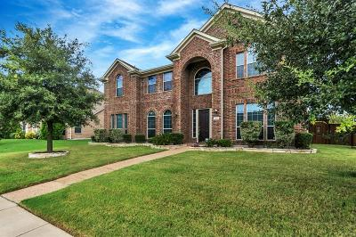 Frisco Single Family Home For Sale: 1298 Marquette Drive