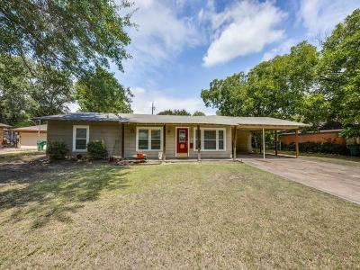 Kaufman Single Family Home For Sale: 305 E 6th Street