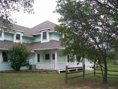 Weatherford Single Family Home For Sale: 7500 Granbury Highway