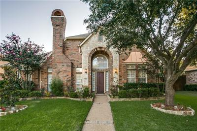 Plano Single Family Home For Sale: 7721 Saragosa Creek Drive