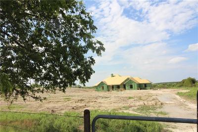 Weatherford Single Family Home For Sale: Lot 9 Pearson Ranch Road