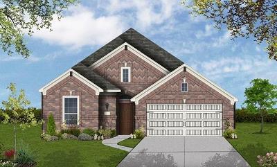 Aubrey Single Family Home For Sale: 824 Pier Street